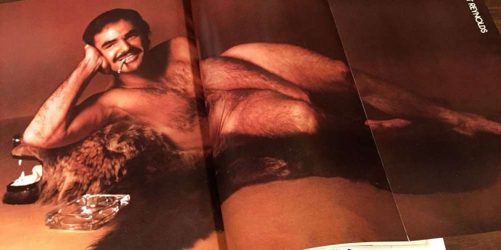 Facebook Reaches Peak Ridiculousness, Banning Burt Reynolds' Iconic Cosmo Centerfold