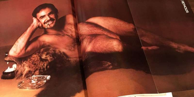 burt reynolds centerfold teaser week's top stories