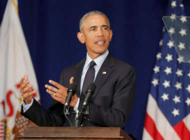 obama speech feat