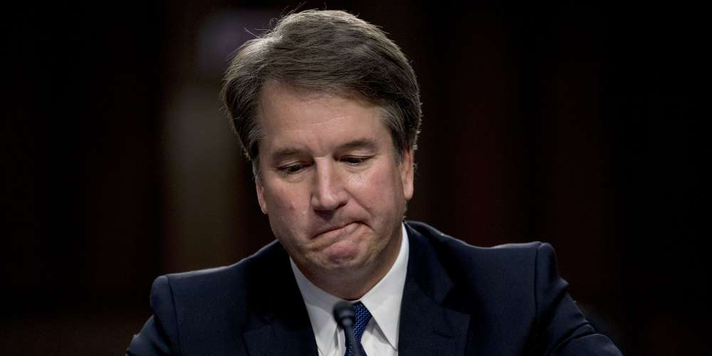 Don't Be Dumb at Brunch: Is Marriage Equality Safe Under Brett Kavanaugh?