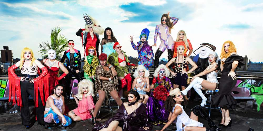 September is Basically Drag Month in New York City