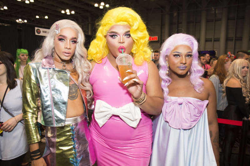 DragCon New York drag queens
