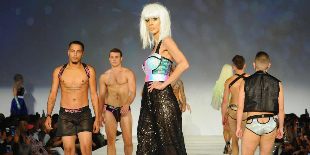 Check Out These Sexy Underwear Models from the All-Trans Marco Marco Fashion Show (Video)
