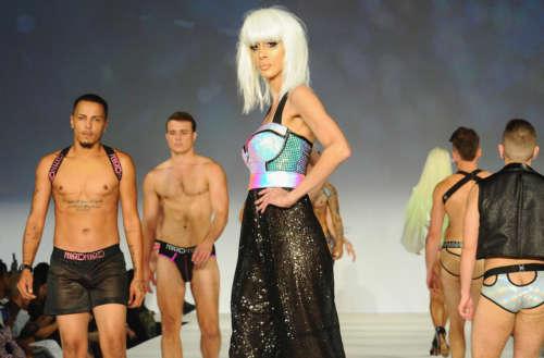 A Marco Marco trans fashion show 99