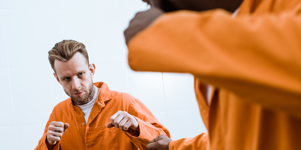 This Gay Prison Gang, Called the 'Rainbow Warriors,' Fights Neo-Nazis Behind Bars