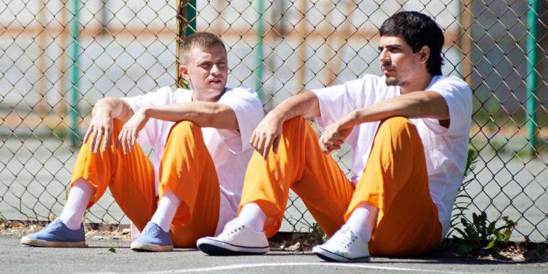 rainbow warriors 01, gay prison gang 01