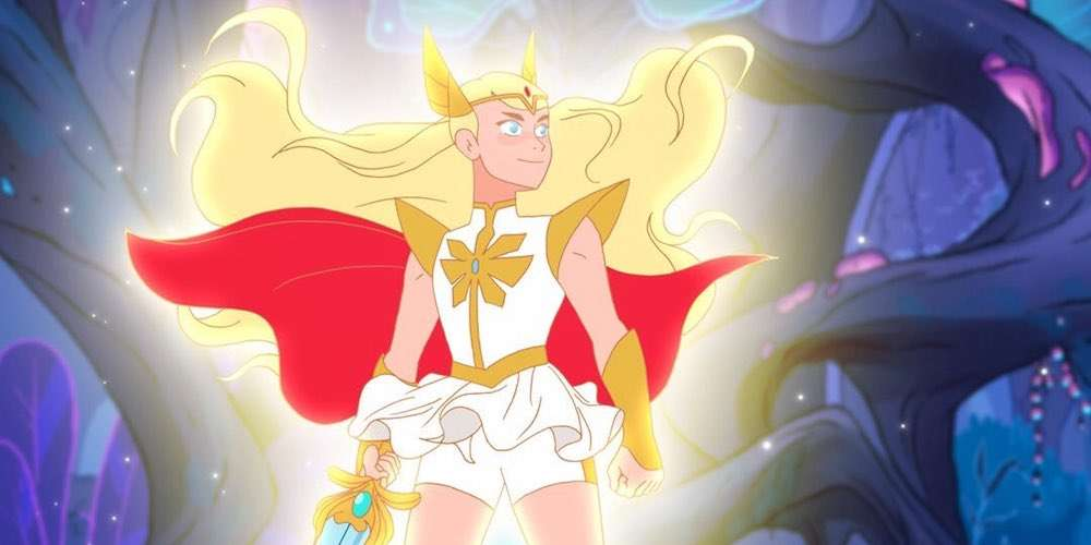 'She-Ra' Trailer Offers First Glimpse at Adora's Transformation Into an Ass-Kicking Hero