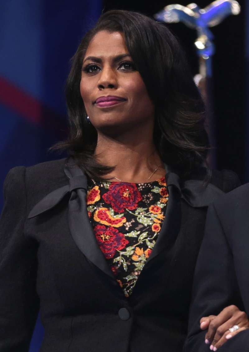 omarosa #TFA hashtag 25th amendment