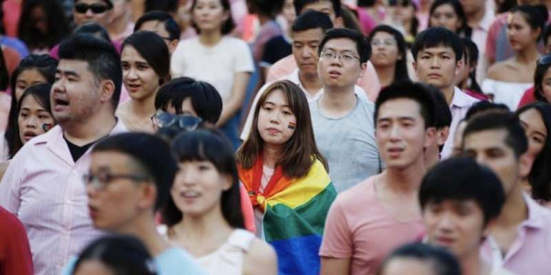 singapore petition section 377A week's top stories