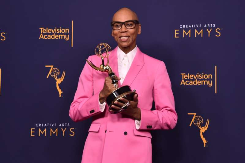 rupaul creative arts emmy
