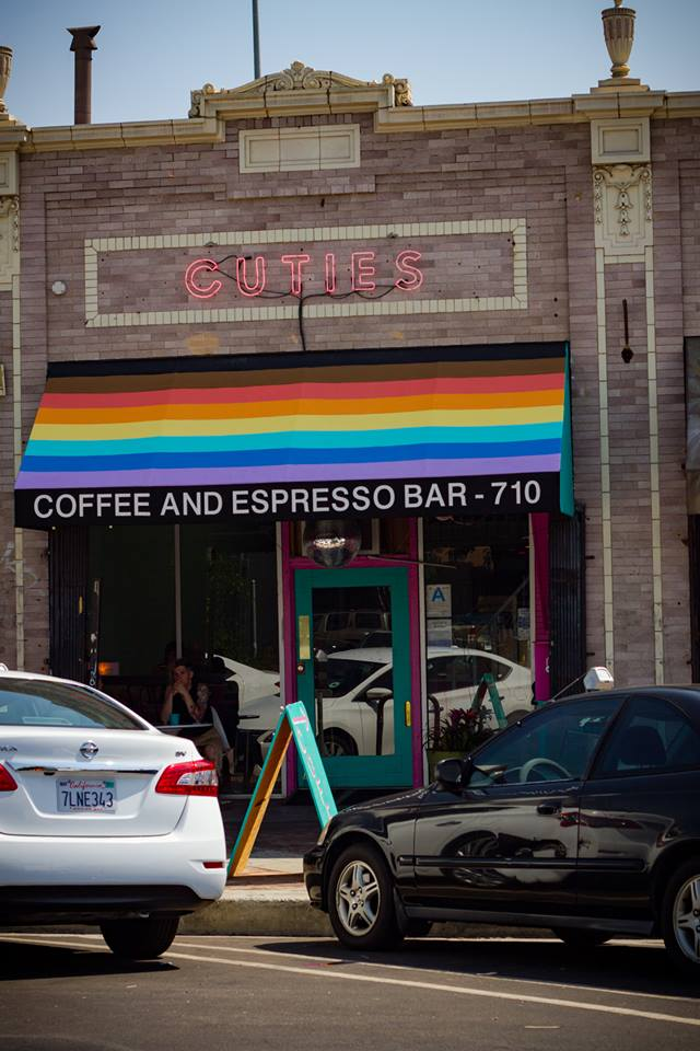 Cuties Coffee 02, LGBTQ coffee shop 02