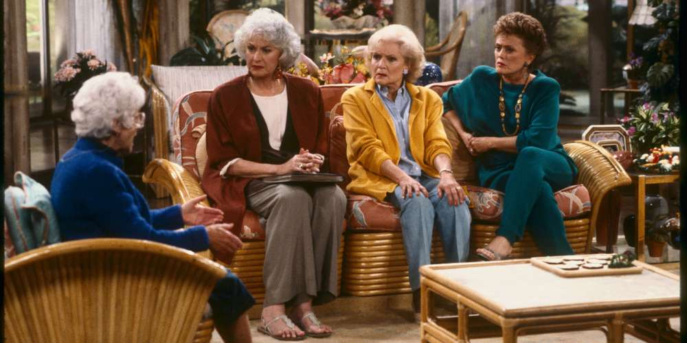 A Group of Designers Redecorated the 'Golden Girls' House for the 21st Century