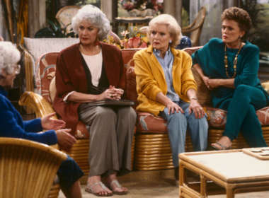 golden girls house teaser