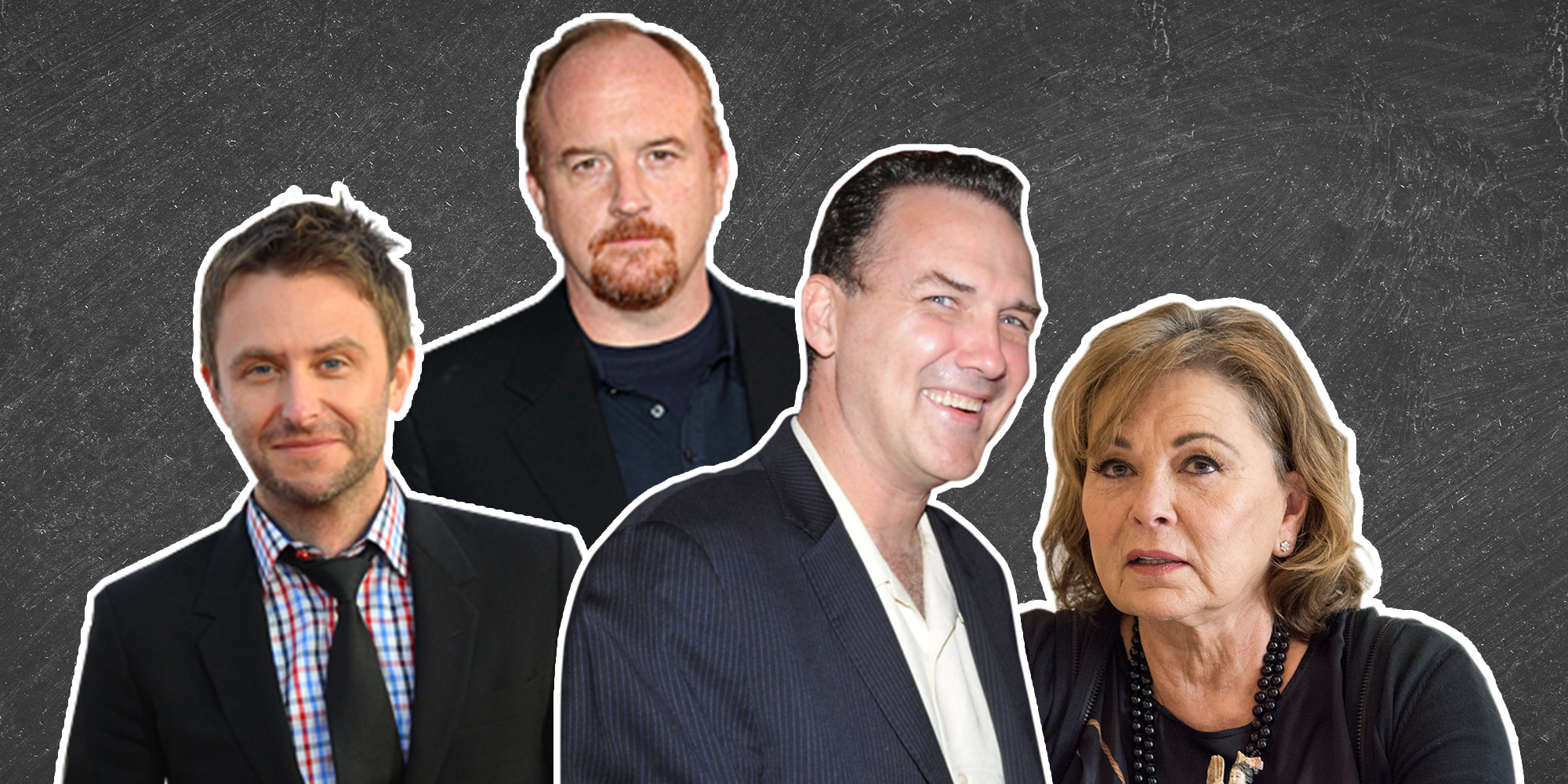 Canceled Comedy: 8 Comedians Who We Now Know Are Horrible People