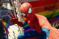 videojuego spider man