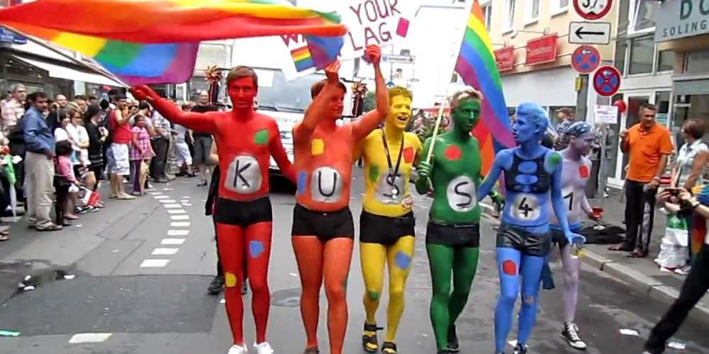 Teenager Arrested for Extremist Plot to Bomb German Gay Nightclub