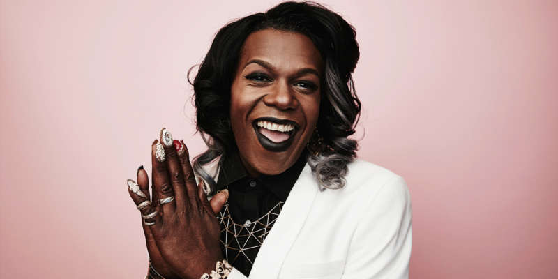 Queer Rappers Big Freedia