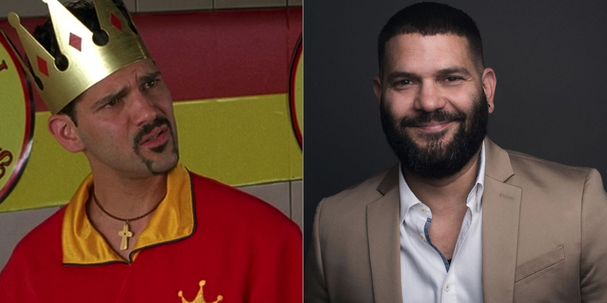 gay celebrities then and now guillermo diaz