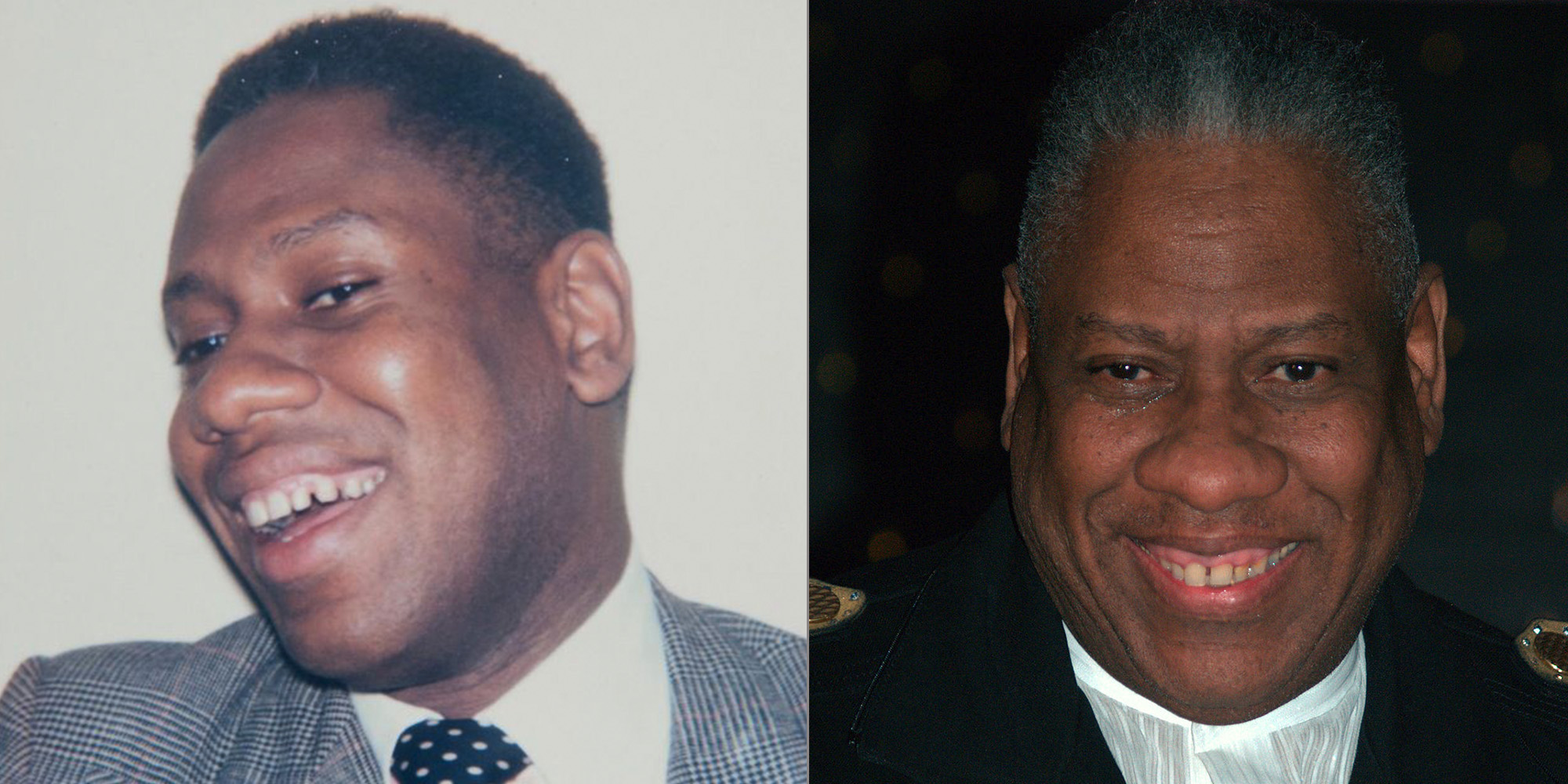 gay celebrities then and now andre leon talley