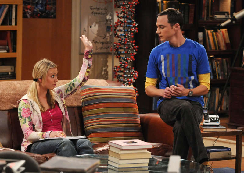 Jim Parsons is producing a new show for NBC