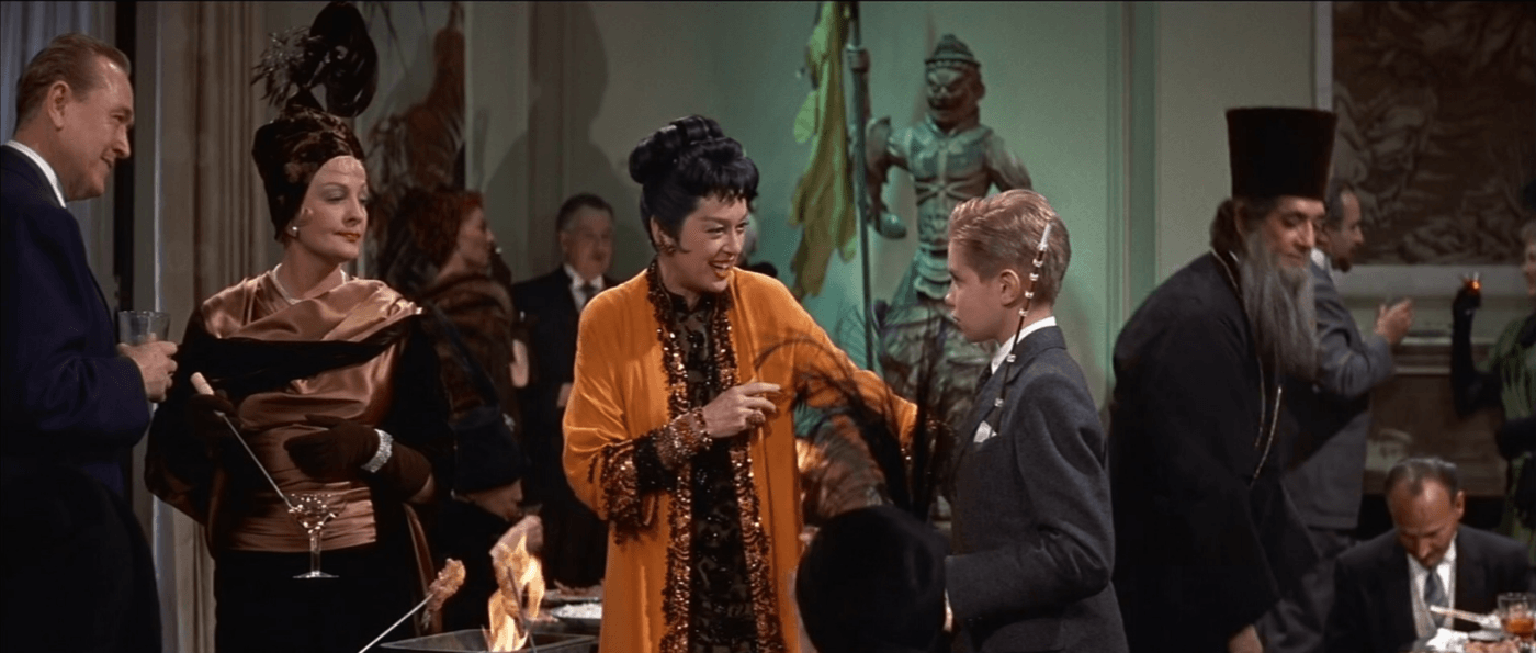 campy movies auntie mame