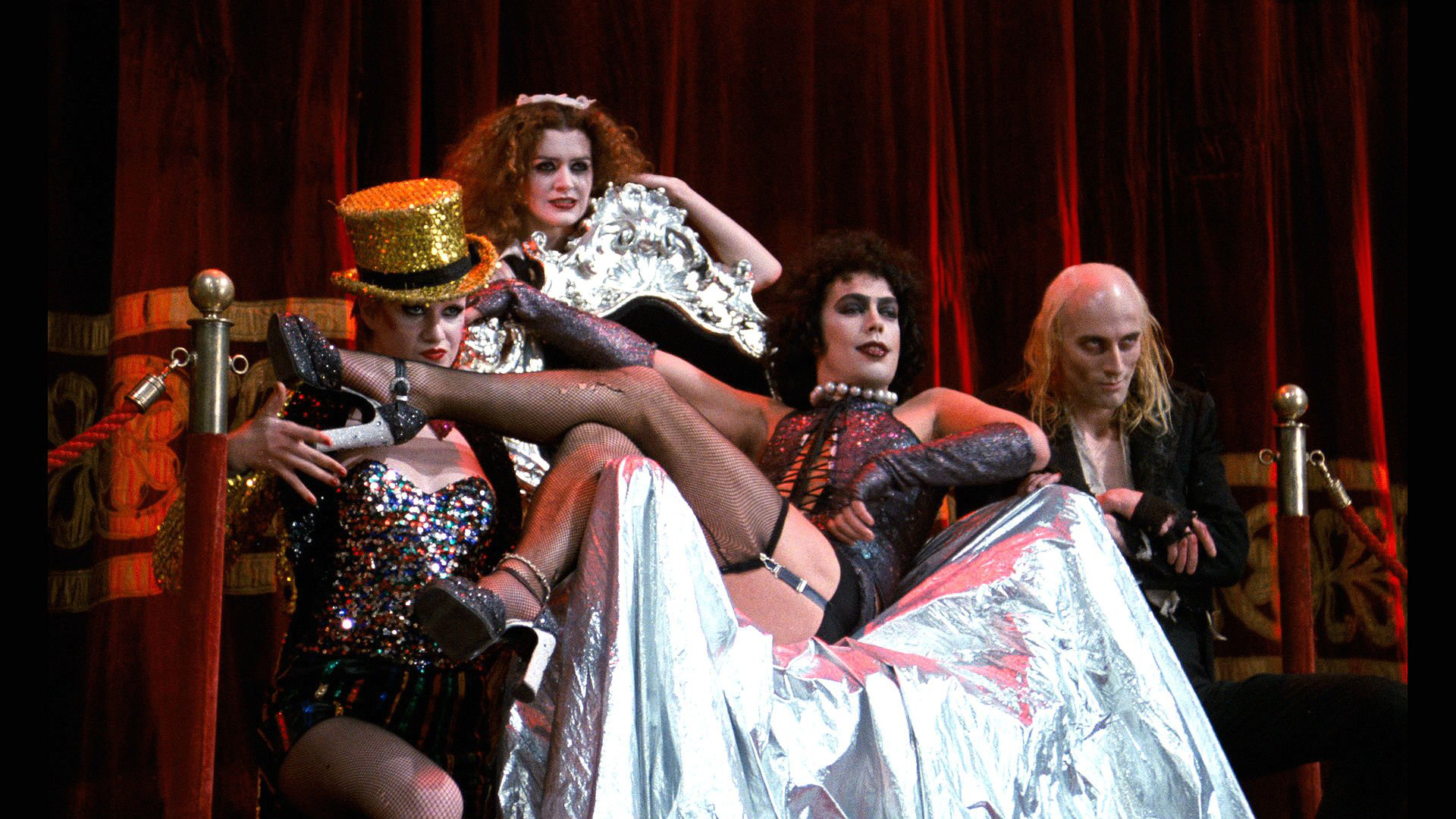 campy movies rocky horror