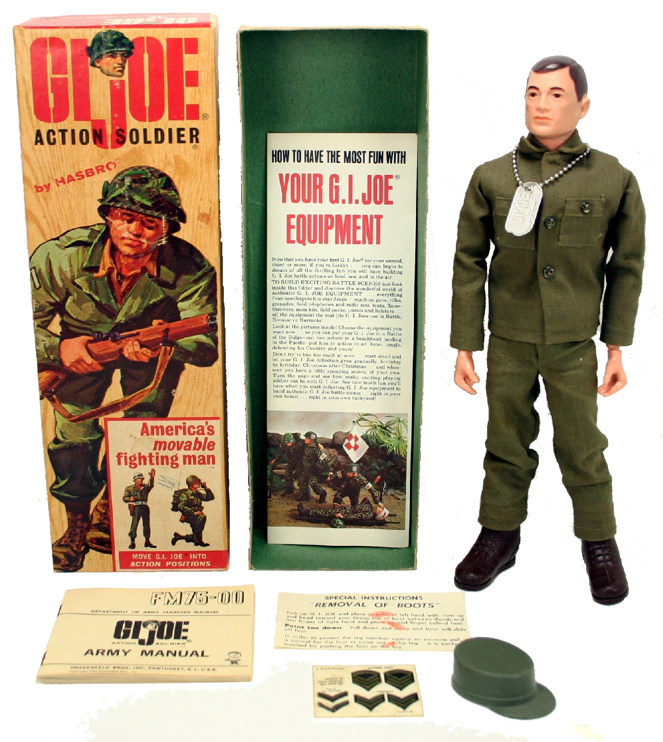 action figures original G.I. Joe
