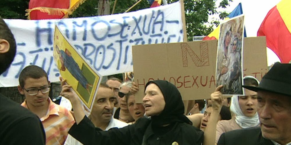 Romania Could Ban Gay Marriage as Early as Next Month Following a National Vote