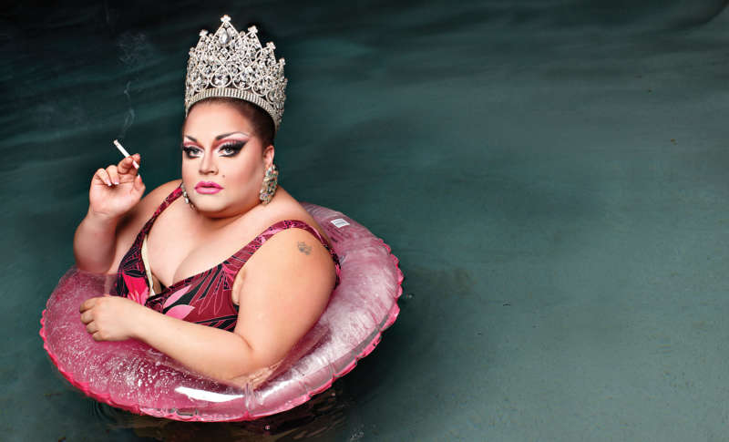Ginger Minj, drag queen musicians 18
