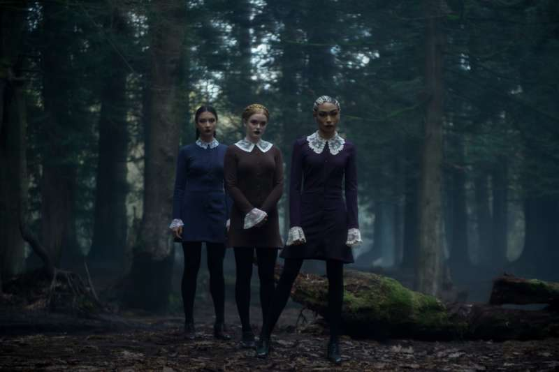 weird sisters chilling adventures of sabrina