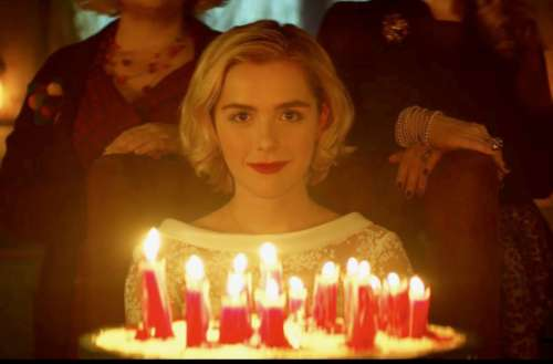 the chilling adventures of sabrina teaser