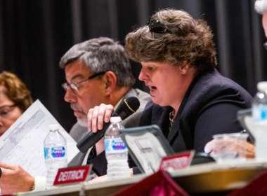 superintendent school board carrie rowe 2