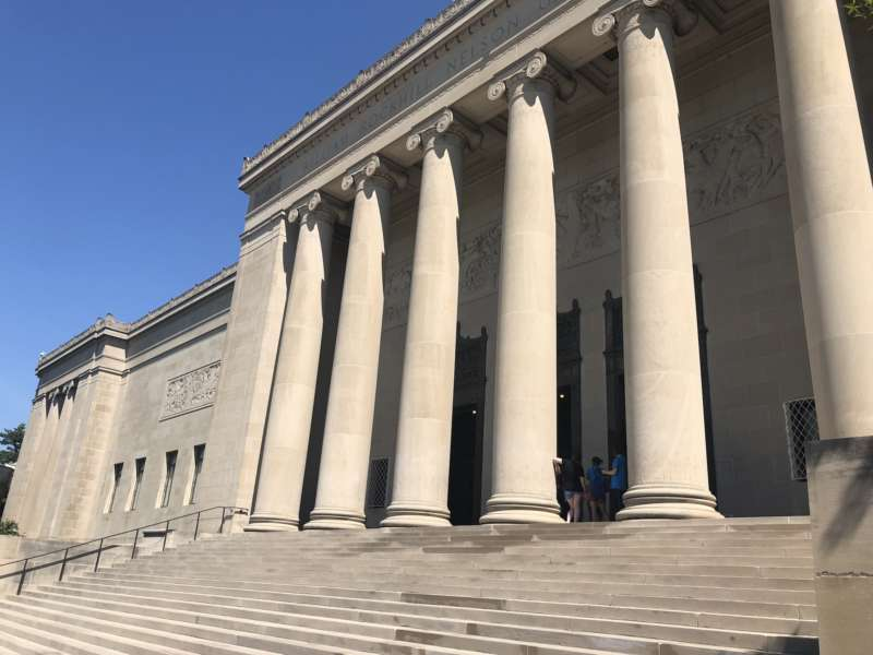 Nelson Atkins Museum of Art kansas city