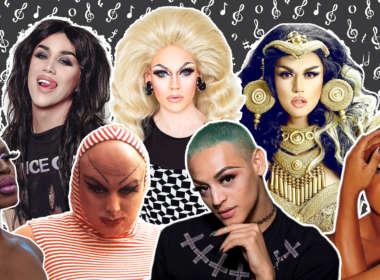 drag queen musicians teaser
