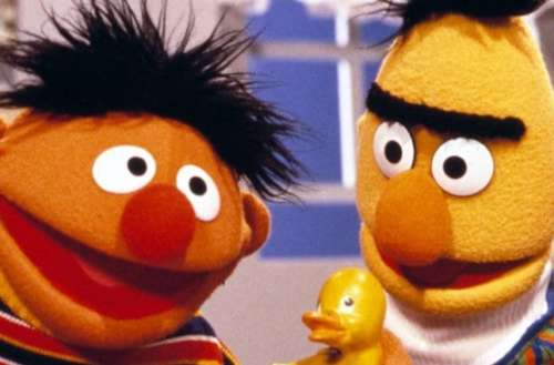 Bert and Ernie gay 01