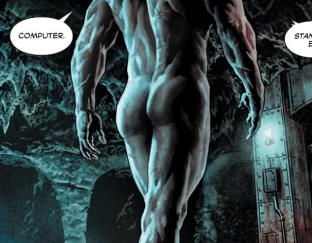 batman's penis damned #1 batass