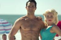 Tyler Hoechlin bodybuilding biopic teaser