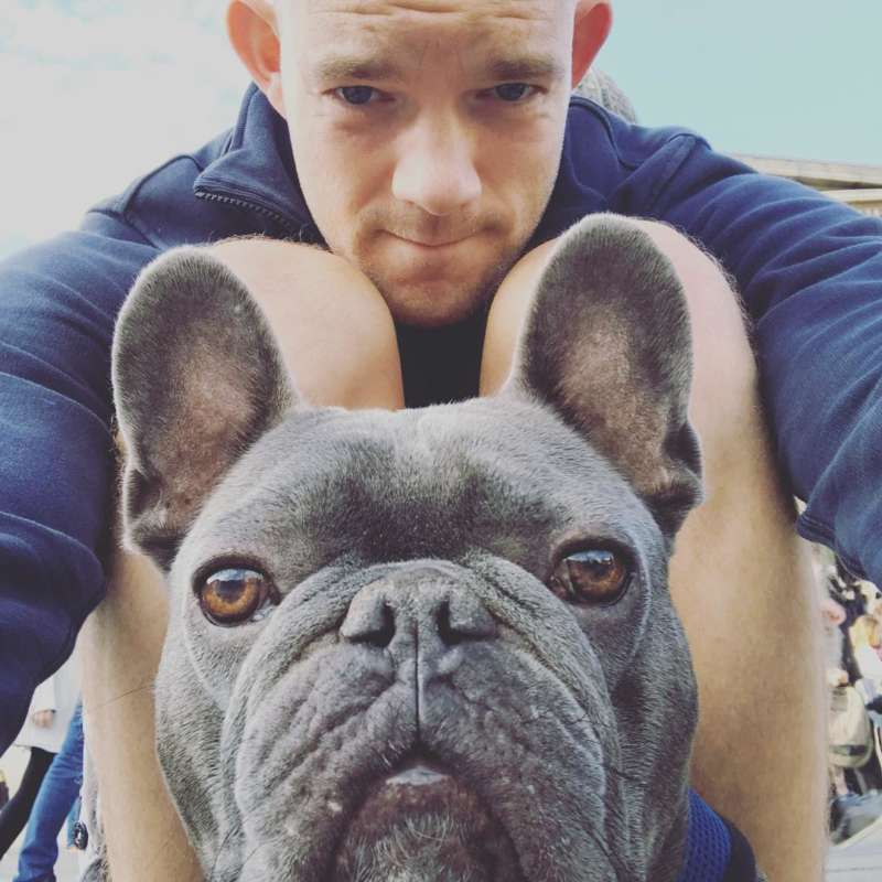 russell tovey gay celebrity pets