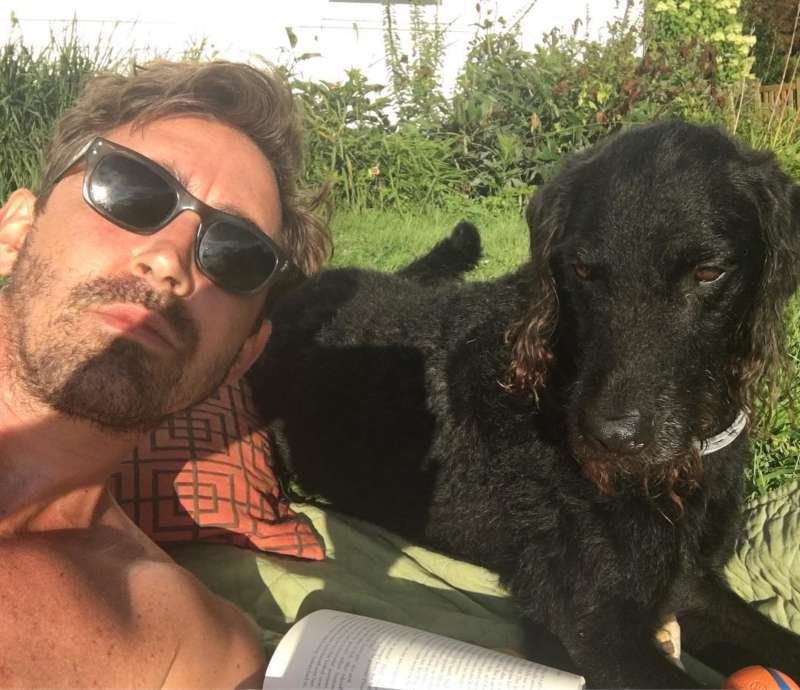 lee pace gay celebrity pets