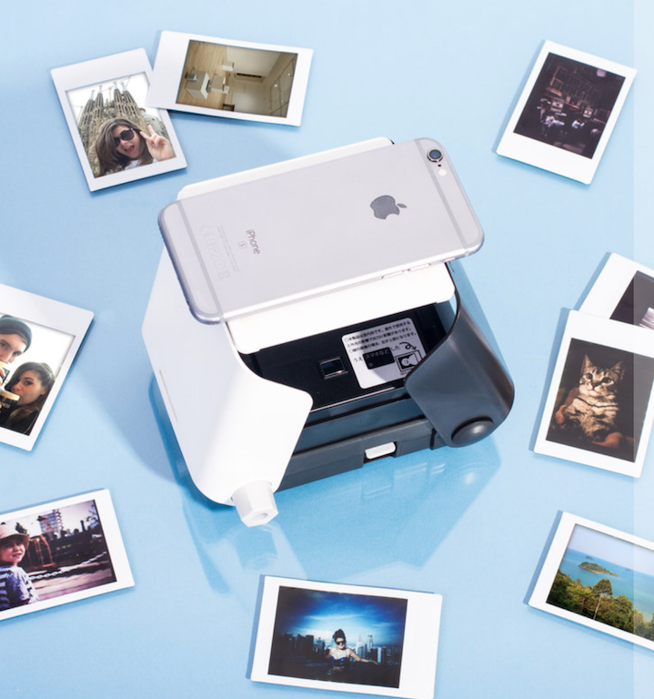 current obsessions instant photo printer