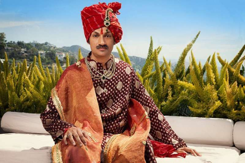 Manvendra Singh Gohil 01, Indian gay prince 01