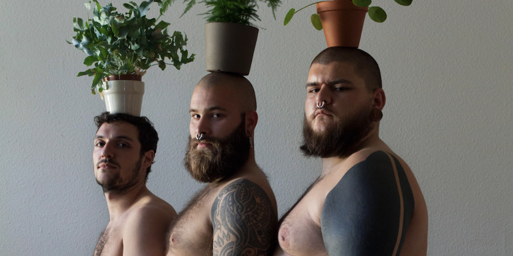 Photographer Mickey Aloisio Toured Europe While Snapping Naked Gay Men