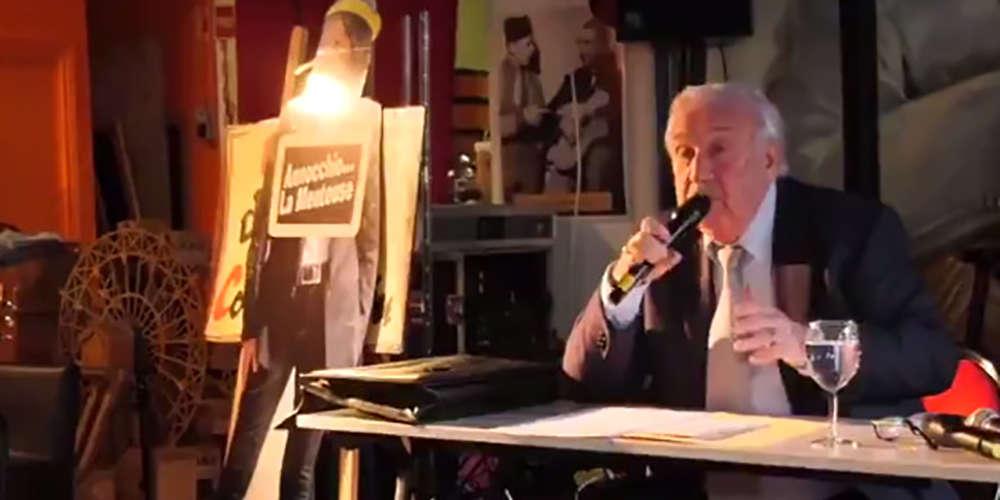 «Paris est gouvernée par les homos», «Bruno Julliard un peu de la jaquette…» les propos homophobes du forain Marcel Campion