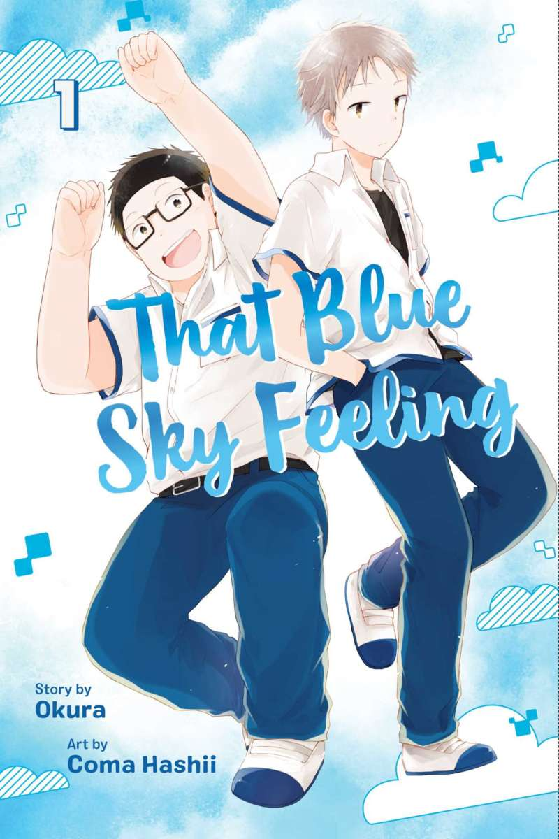 That Blue Sky Feeling vol 1 cover