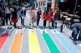 paso arcoíris