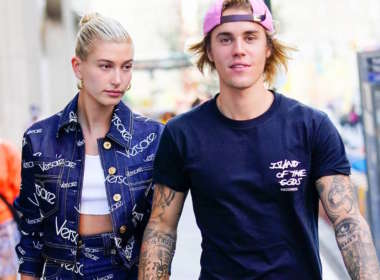 Justin Bieber and Hailey Baldwin hold hands
