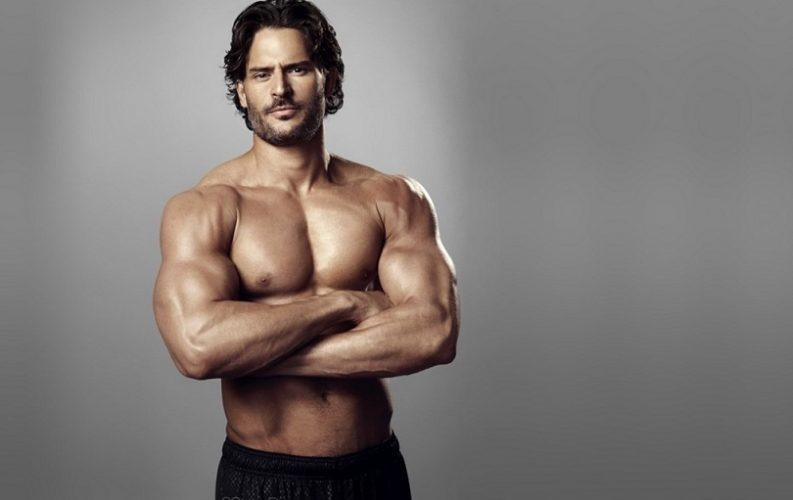 Joe Manganiello replace Henry Cavill