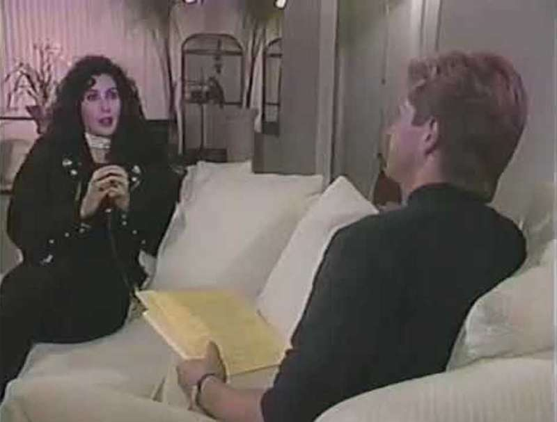 Cher feud with Madonna 02