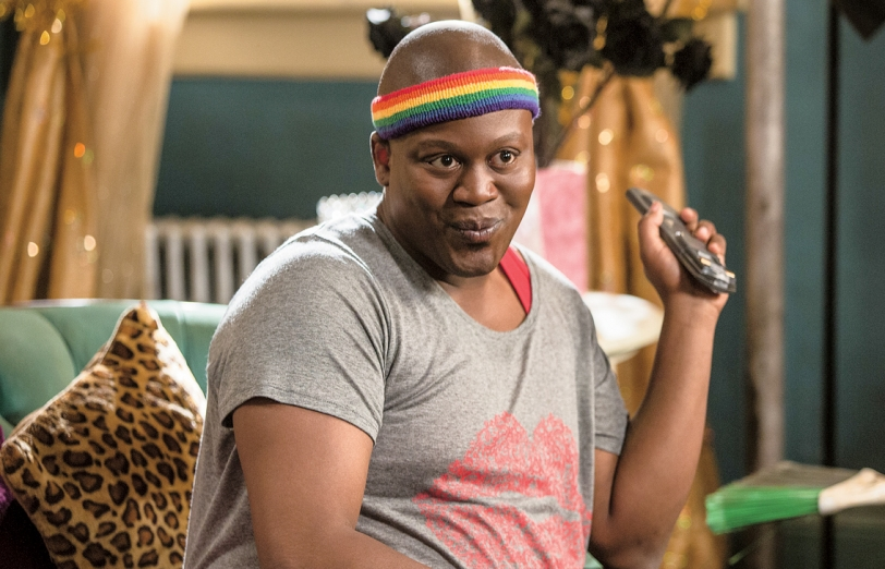 Titus Andromedon from The Unbreakable Kimmy Schmidt, femme characters 23