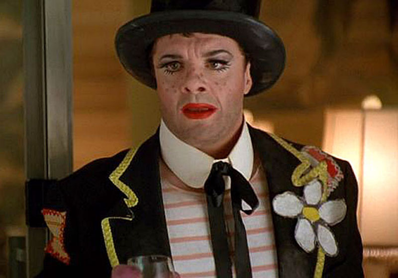 Albert from The Birdcage, femme characters 31